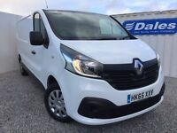 Renault Trafic LL29dCi 115 Business+ Van (white) 2015
