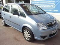 Vauxhall Meriva 1.6i 16v 2007 Life Full S/H Cheap P/x to clear