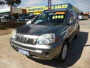 2006 Nissan X-trail ST-S Automatic SUV Wangara Wanneroo Area Preview