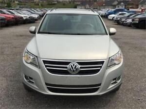 VOLKS TIGUAN 2009 AWD *TOIT PANORAMIQUE*MAGS