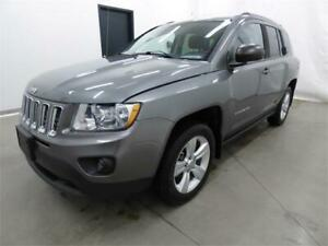 2012 JEEP COMPASS SPORT NORTH EDITION 4WD (AUTOMATIQUE, FULL!!!)