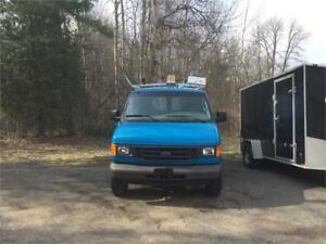 06 FORD E 250 CERT TAXS WARRANTY ALL INCL IN PRICE