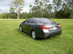 2012 Toyota Aurion GSV50R Presara Grey 6 Speed Sports Automatic Sedan Maryborough Fraser Coast Preview