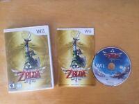 Zelda Wind Waker complet impeccable pour collectionneur -70$