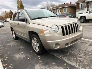 2010 Jeep Compass Sport AUTOMATIC  SUPER CLEAN 124000km