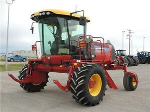 2014 New Holland SR200 & 440HB Swather Package - NEW