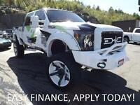2014 Ford  LARIAT!! 4X4!! COMPLETELY CUSTOMIZED!!