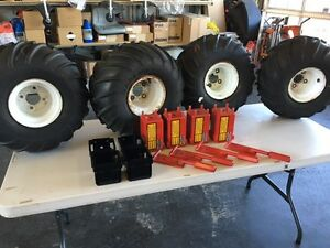 DW100 DUAL WHEEL KIT TO FIT 420/430 STEINER TRACTOR