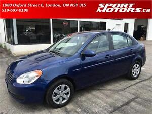 2008 Hyundai Accent GLS! New Brakes! A/C! Rust Proofed!