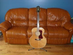 Guild jf-30 jumbo blonde 2001 USA (Westerly) condition showroom