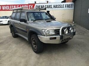 2001 Nissan Patrol GU II ST (4x4) 4 Speed Automatic 4x4 Wagon Laidley Lockyer Valley Preview