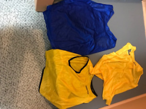 Soccer or basketball pinnies for sale