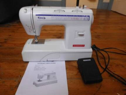 Mezzo Electric sewing machine, sews well. Comes with manual Newtown Geelong City Preview