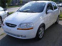 2008 Chevrolet Aveo Hamilton Ontario Preview