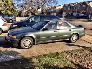 1993 Acura Legend Other