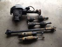1997-2003 FORD F150 AND EXPEDITION PARTS. 4WD, 4X4