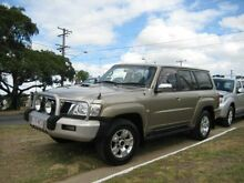 2006 Nissan Patrol GU IV MY05 ST Gold 5 Speed Automatic Wagon Woodend Ipswich City Preview