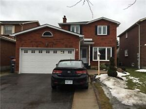 SPACIOUS 3+1Bedroom Detached House @BRAMPTON $649,900 ONLY