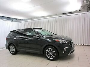 2017 Hyundai Santa Fe FEAST YOUR EYES ON THIS BEAUTY!! XL AWD SU