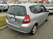2003 Honda Jazz GD Silver 5 Speed Manual Hatchback Victoria Park Victoria Park Area Preview