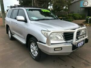 2009 Toyota Landcruiser VDJ200R GXL (4x4) Silver 6 Speed Automatic Wagon Margaret River Margaret River Area Preview