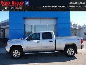 2012 GMC Sierra 2500HD SLE