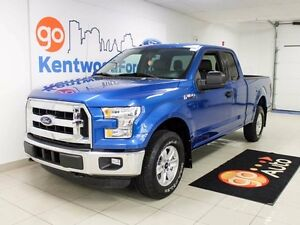 2016 Ford F-150 Beauty in blue and waiting for you!!!