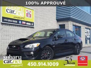 2015 Subaru WRX STI Sport *124$/sem 0$ comptant