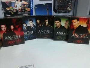 Angel Season 1 to 5 DVD Sets.