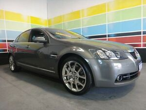 2010 Holden Calais VE II V Redline Edition Alto Grey 6 Speed Automatic Sedan Wangara Wanneroo Area Preview