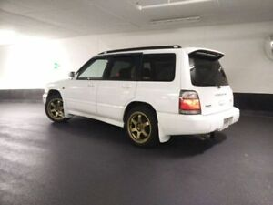 1999 Subaru Forester STB Right Hand Drive
