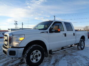 2011 FORD SUPER DUTY F-350 SRW XLT-6.2L V8-ONE OWNER-NO ACCIDEN