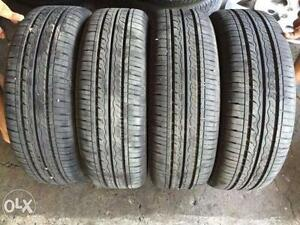 195/65R15 Set of 4 Torque Used Free Inst.&Bal.75%Tread Left