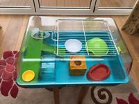 Traditional Hamster Cage