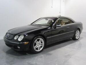 Mercedes-Benz Classe-CL CL500 2003