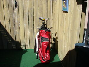 Men's Right Hand Golf sets Wilson pro staff Sarnia Sarnia Area image 1