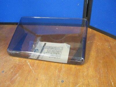 RUBBERMAID 48721 STAK A FILE  SINGLE WALL POCKET FILE LETTER SIZE SMOKE - A-file Single Wall Pocket Letter
