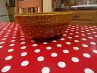 Assorted Portmeirion Totem ware items including coffee cups and large bowl