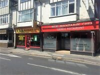 RETAIL/ RESTAURANT TO LET IN ASHLEY CROSS, POOLE