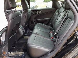 2015 Chrysler 200 C - GPS Navigation - Dual Pane Panoramic Sunro Edmonton Edmonton Area image 12