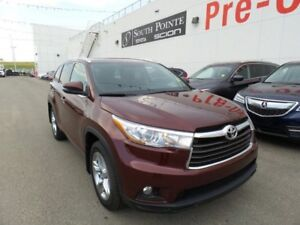 2015 Toyota Highlander Limited| Navigation | Cooled/Heated Seats
