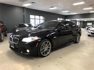 2013 BMW 5 Series 535i xDrive*M-SPORT PKG*NAV*BMW WARRANTY*
