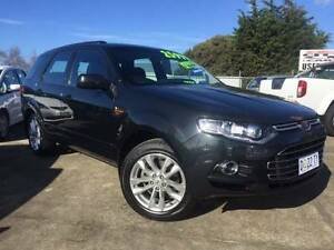 2013 Ford Territory Wagon 7seat Invermay Launceston Area Preview