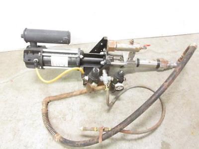 Binks Infinity 301 Model No. 812345 Air Pneumatic Piston Pump Paint Sprayer 3