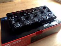 Boxed BOSS RC 505 Loop Station in mint condition with all leads etc.
