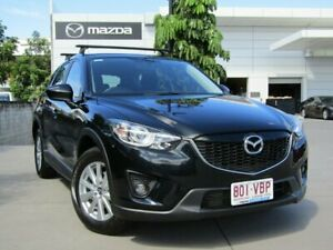2013 Mazda CX-5 KE1021 MY13 Maxx SKYACTIV-Drive AWD Sport Black 6 Speed Sports Automatic Wagon