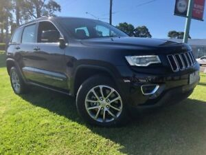 2015 Jeep Grand Cherokee WK MY15 Laredo 4x2 Black 8 Speed Sports Automatic Wagon Ferntree Gully Knox Area Preview