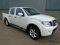 Nissan Navara 2.5 DCi Acenta double cab pick up 2011 11 reg