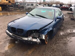 2001 BMW 330i just in for parts at Pic N Save!