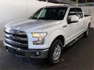 Lariat, 2017 FORD F150, Navi.,BackCamera,Leather,Sunroon .....